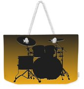 Pittsburgh Steelers Drum Set Weekender Tote Bag