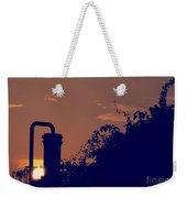 Pittsburgh Sunset  Weekender Tote Bag