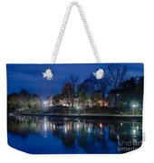 Pittsford On The Erie Canal Weekender Tote Bag