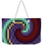 Pixel 1 Weekender Tote Bag