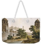 Pl. 41 A View Of The Cuttera Built Weekender Tote Bag