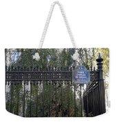 Place Charles De Gaulle In Paris France Weekender Tote Bag