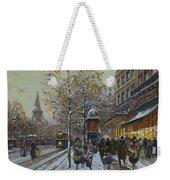 Place De La Republique Paris Weekender Tote Bag