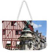 Place Francois Rude - Dijon Weekender Tote Bag