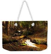 Placer Creek Weekender Tote Bag