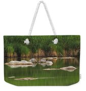 Llano River 2am-106459 Weekender Tote Bag