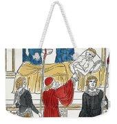 Plague Patient, 1500 Weekender Tote Bag