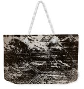 Playing With Birds Weekender Tote Bag