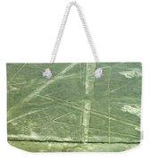 Plains Of Nazca - Spider Weekender Tote Bag