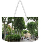Plane Alley - Aix En Provence Weekender Tote Bag