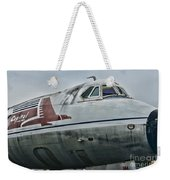 Plane Capital Airlines Weekender Tote Bag