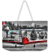 Flying To Lunch In Pacific Northwest Washington  Weekender Tote Bag