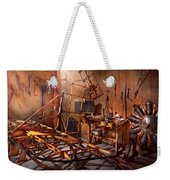 Plane - The Dawn Of Aviation Weekender Tote Bag