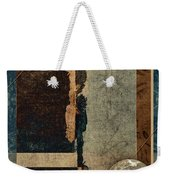 Planetary Shift #1 Weekender Tote Bag by Carol Leigh