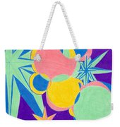 Planets And Stars Weekender Tote Bag