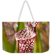 Plant - Pretty As A Pitcher Plant Weekender Tote Bag