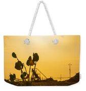 Plant Silhouette Weekender Tote Bag