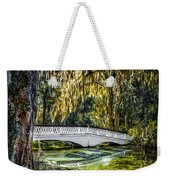 Plantation Bridge Weekender Tote Bag