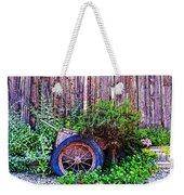 Planted Wheel Weekender Tote Bag
