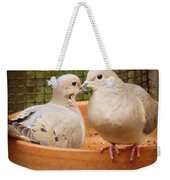 Planting Friendship Weekender Tote Bag