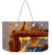 Plasma Weekender Tote Bag