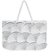 Plaster Pattern Weekender Tote Bag