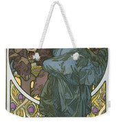 Plate Forty Seven From The Book Documents Decoratifs Weekender Tote Bag