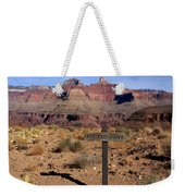 Plateau Point Grand Canyon Weekender Tote Bag