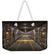 Platform Eight At Union Station Weekender Tote Bag
