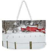 Platt Farm Square Weekender Tote Bag by Bill Wakeley