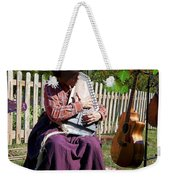 Play A Song For Me Weekender Tote Bag