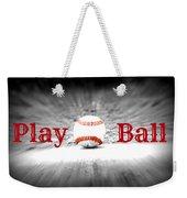 Play Ball 2 Weekender Tote Bag