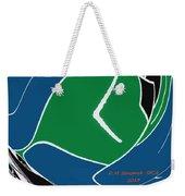 Play In The Ocean Weekender Tote Bag