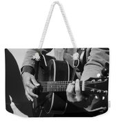 Play It Again Weekender Tote Bag