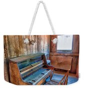 Play It Again Sam Weekender Tote Bag by Cat Connor