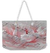 Play It Softly Weekender Tote Bag