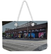 Play Some Music Weekender Tote Bag