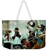 Play That Trumpet Weekender Tote Bag