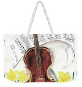 Play To The Lord Weekender Tote Bag