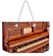 Piano Keys In The Key Of Life Weekender Tote Bag