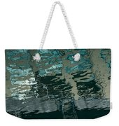 Playful Abstract Reflections Weekender Tote Bag