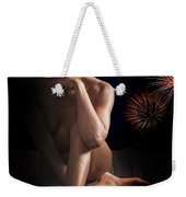 Chynna African American Nude Girl In Sexy Sensual Photograph And In Color 4774.02 Weekender Tote Bag