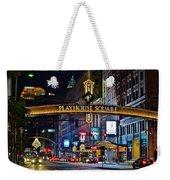 Playhouse Square Weekender Tote Bag