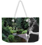Playing For The Creek 2 Weekender Tote Bag