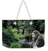 Playing For The Creek 3 Weekender Tote Bag
