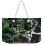 Playing For The Creek Weekender Tote Bag