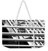 Playing The Angles Weekender Tote Bag