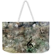 Playing Your Song Weekender Tote Bag