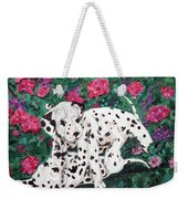 Play'n In The Posies Weekender Tote Bag