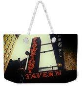 Playwright Tavern Weekender Tote Bag
